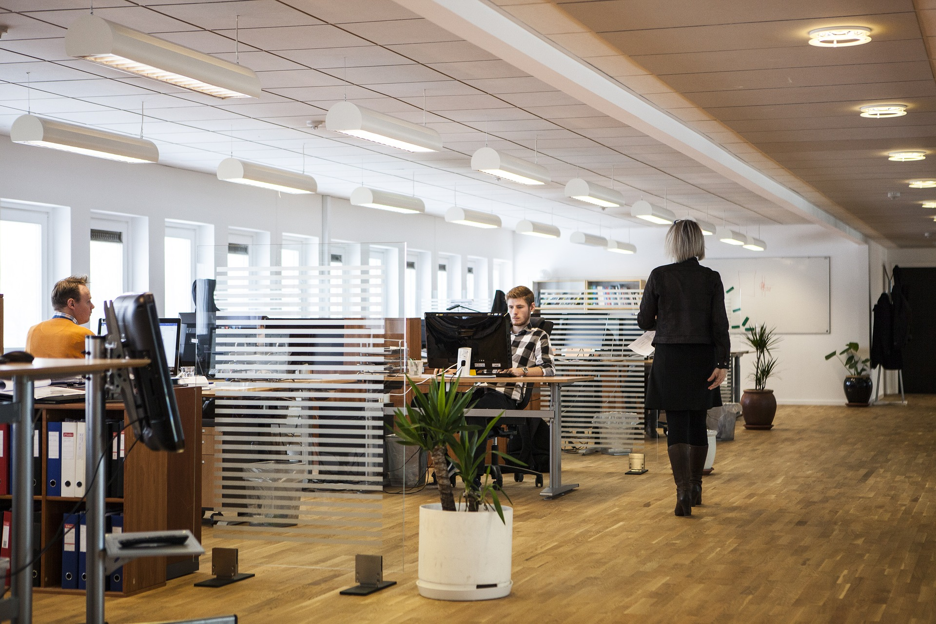 Why the look and cleanliness of your office matters